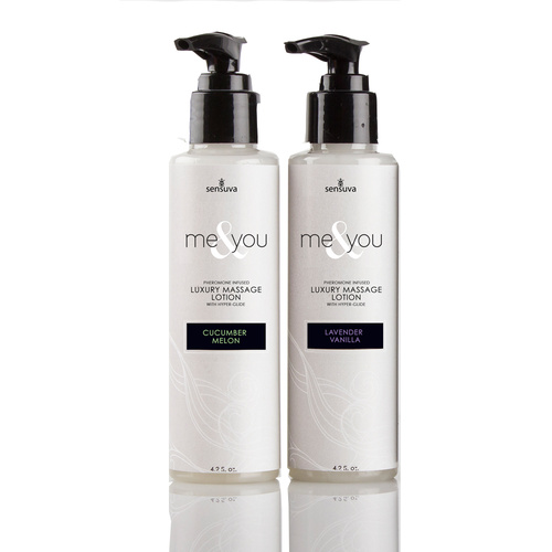 Me & You Massage Lotion